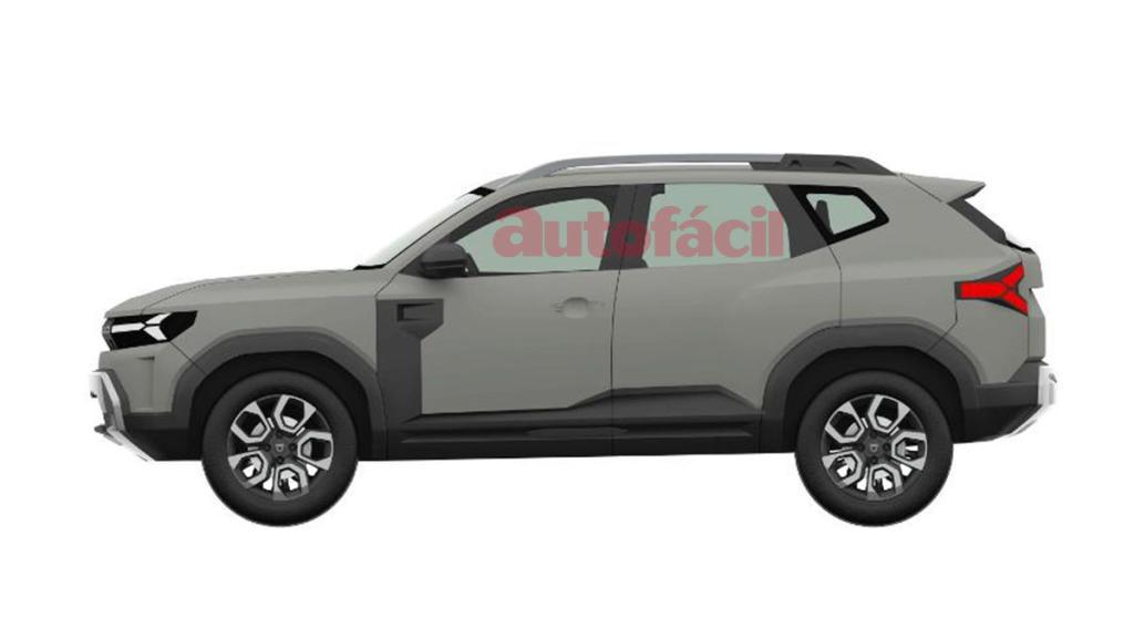 Noua Dacia Bigster