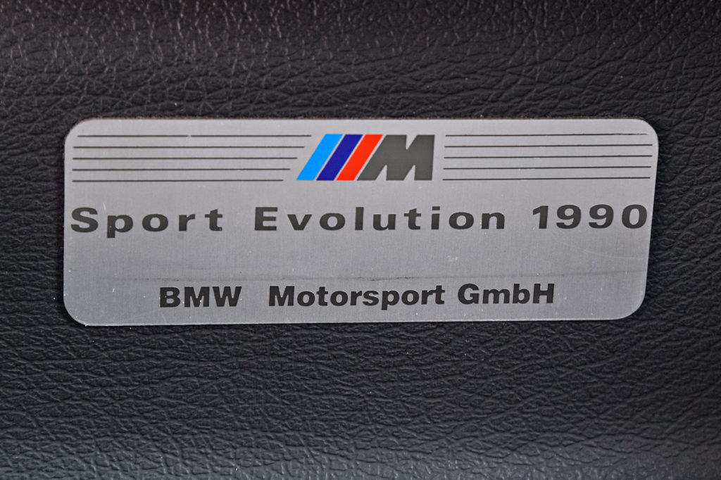 BMW M Evo