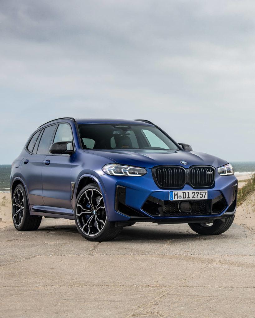 BMW X3 M lifting