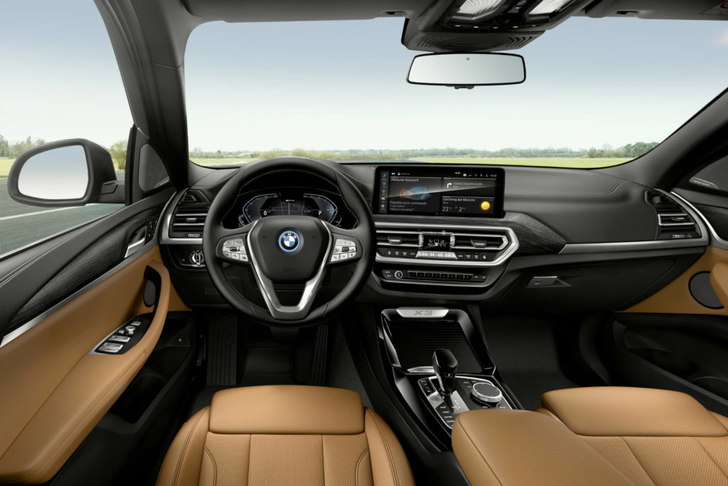 BMW X3 lifting