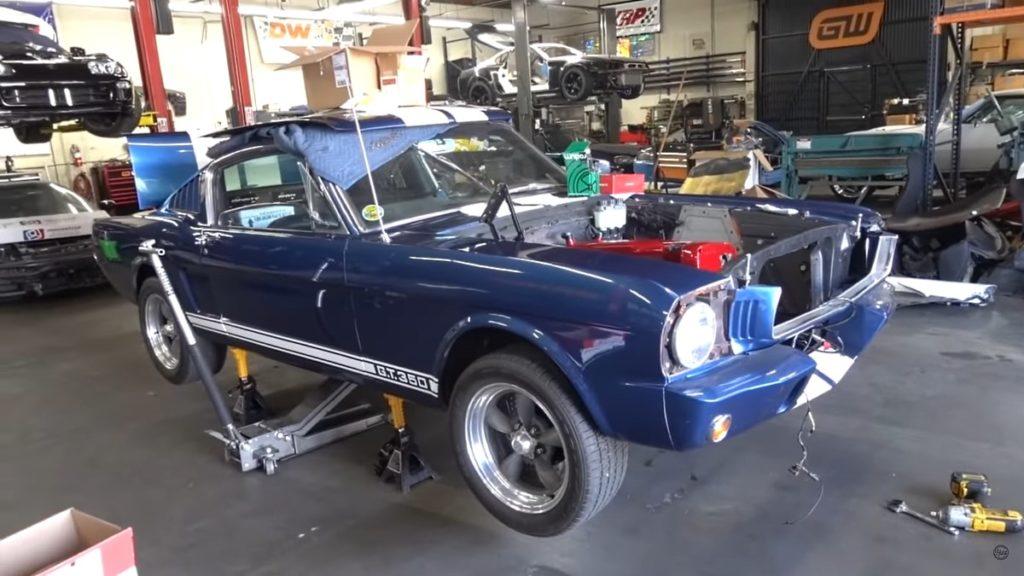 Ford Mustang Tokio Drift