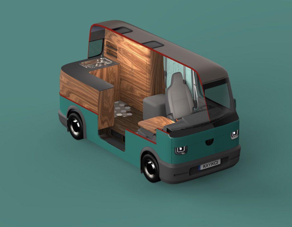 volkswagen kamper projekt