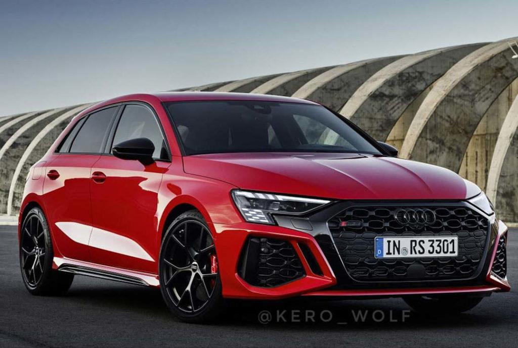 Nowe Audi RS3