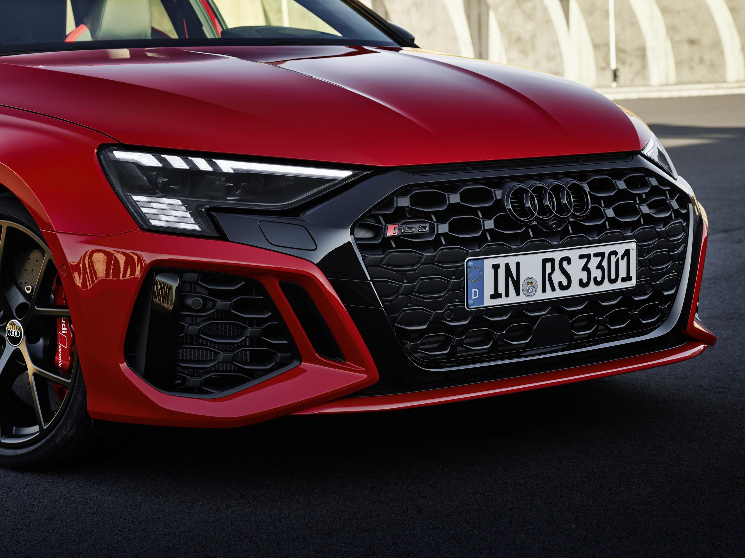 Nowe Audi RS 3 Sportback