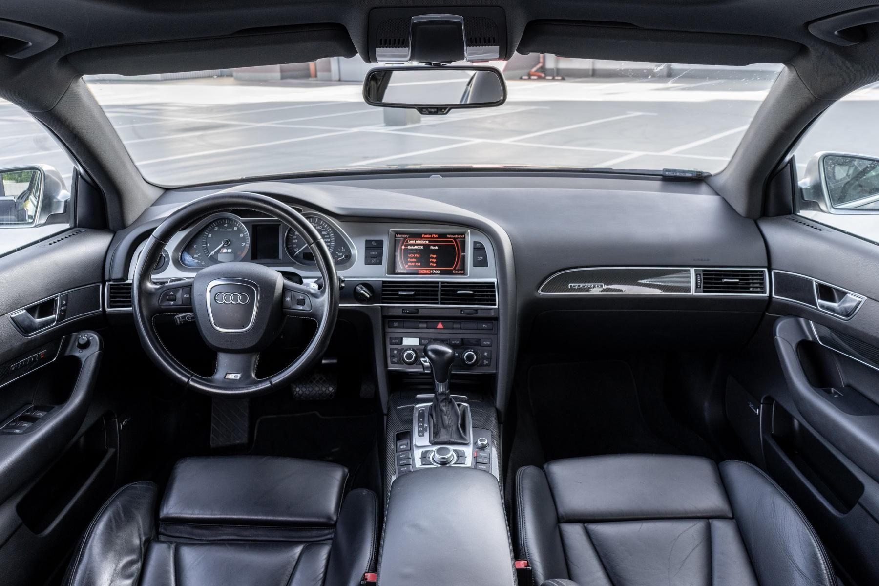 Audi S6 C6 V10