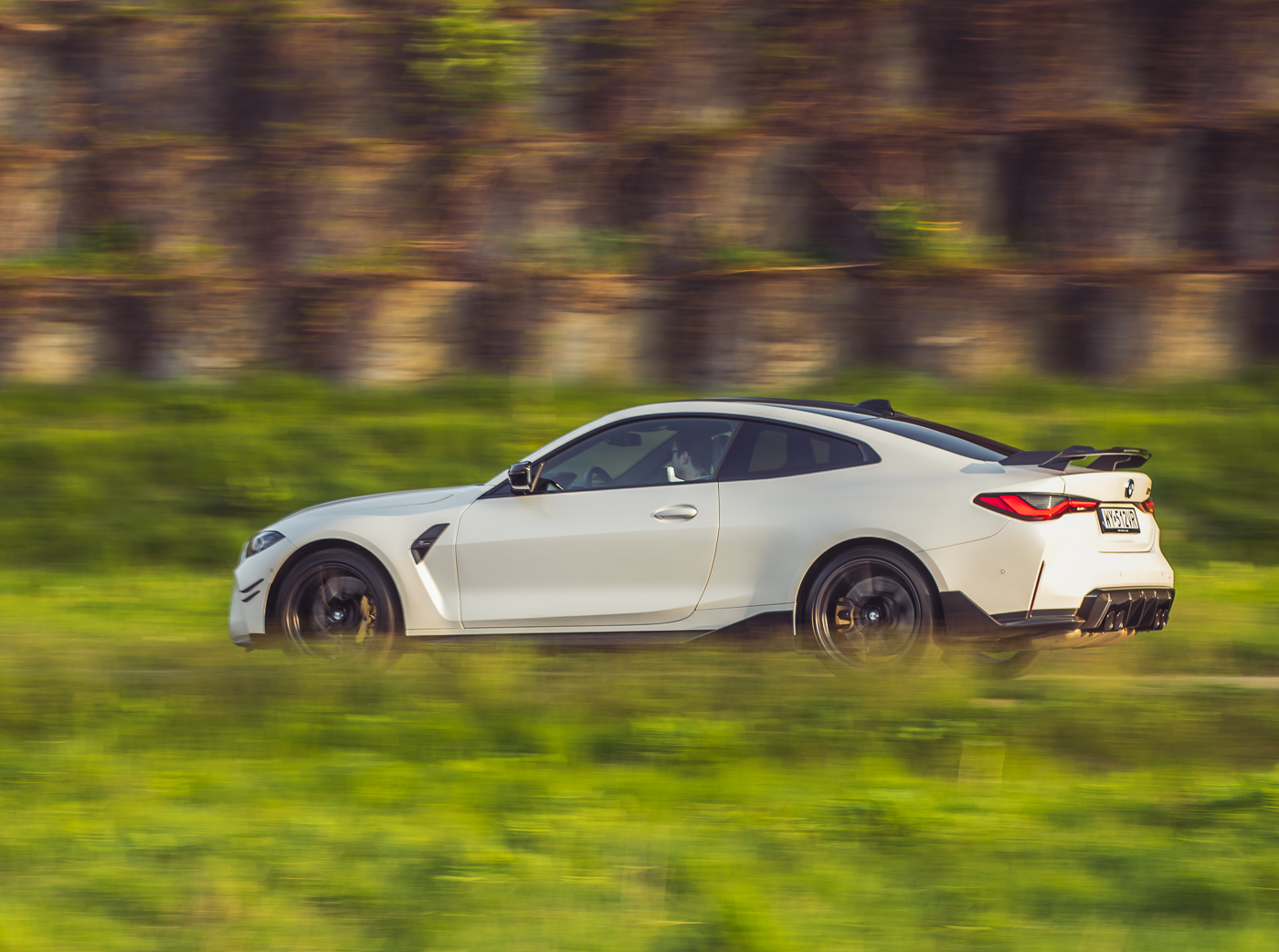 bmw m4 competition test
