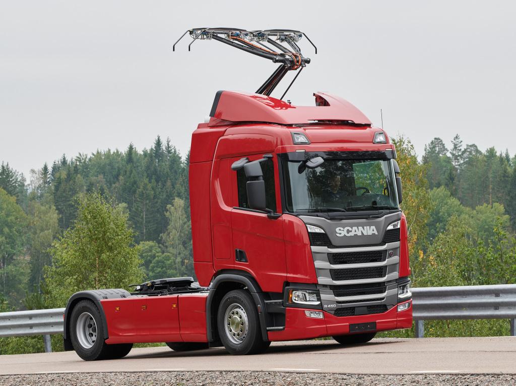 elektryczne ciężarówki