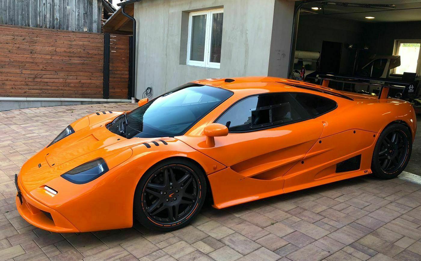 McLaren F1: replika