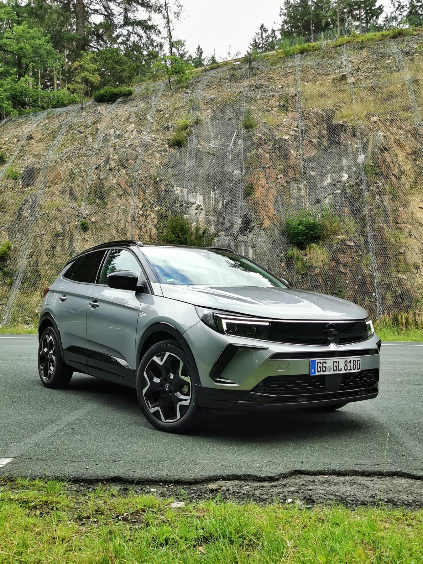 Opel Grandland po liftingu