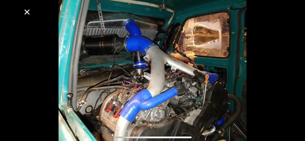 Fiat 126p BiTurbo