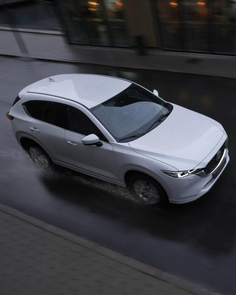 Mazda CX-5 lifting