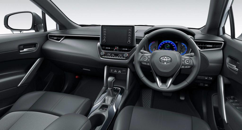 Toyota Corolla Cross w Polsce