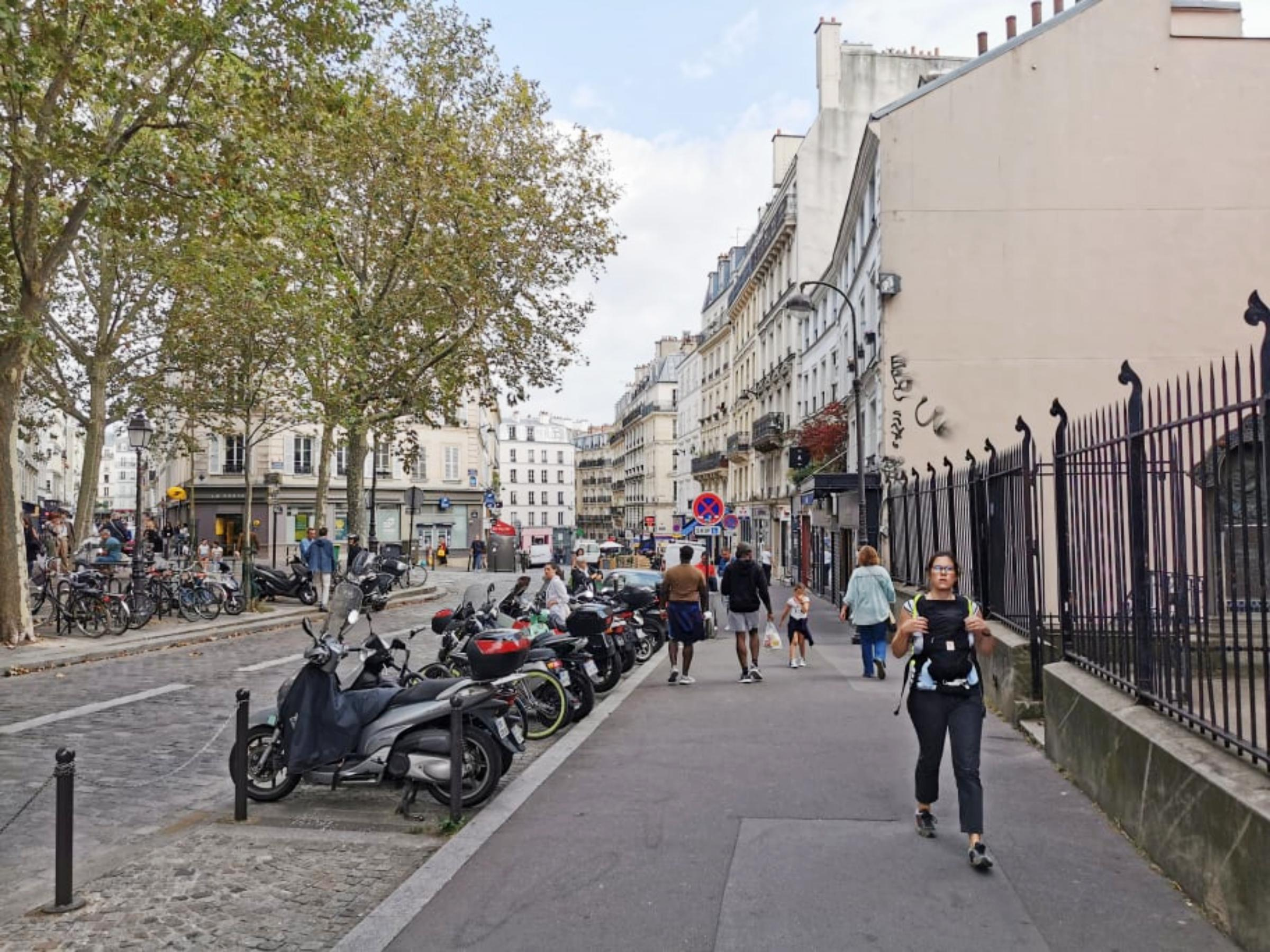 Paryż 30 km/h