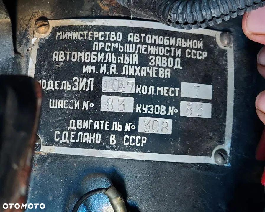 limuzyna gorbaczowa