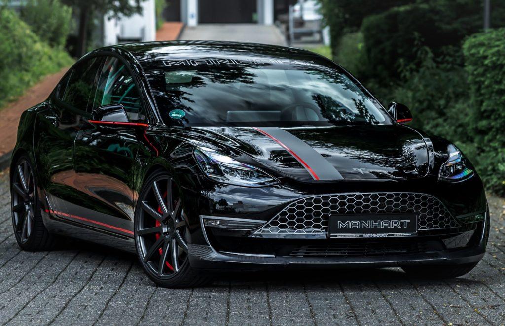 Tesla Long Range Performance