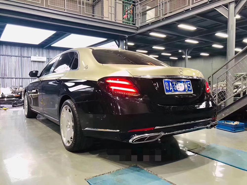 Mercedes E Maybach