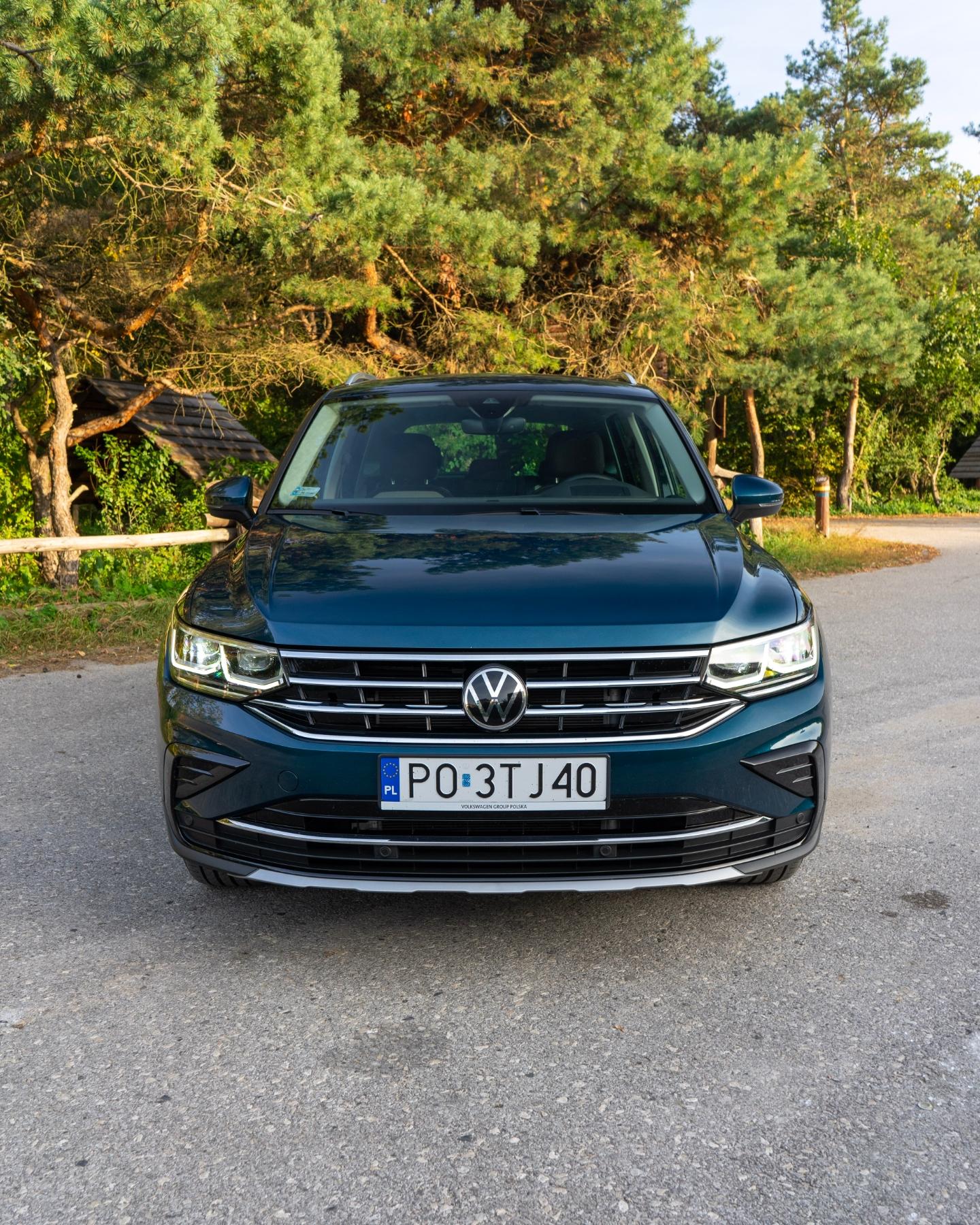 Volkswagen Tiguan Plug-In Hybrid test