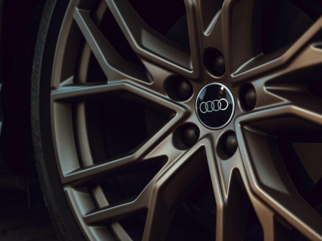 Audi q4 e-tron test