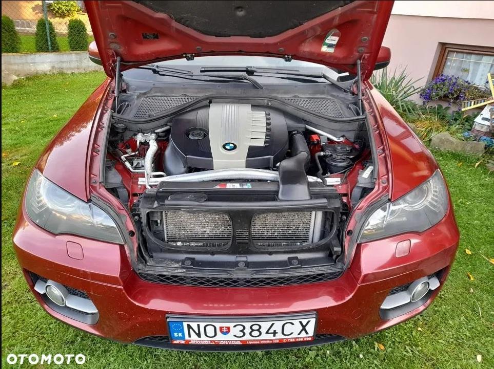 BMw x6 3.0 diesel