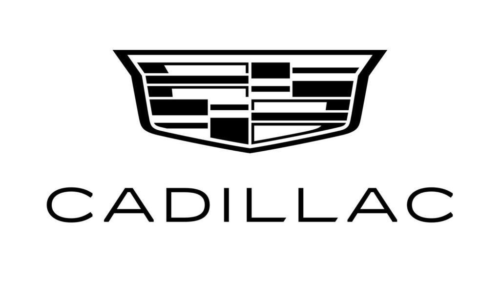 Cadillac nowe logo