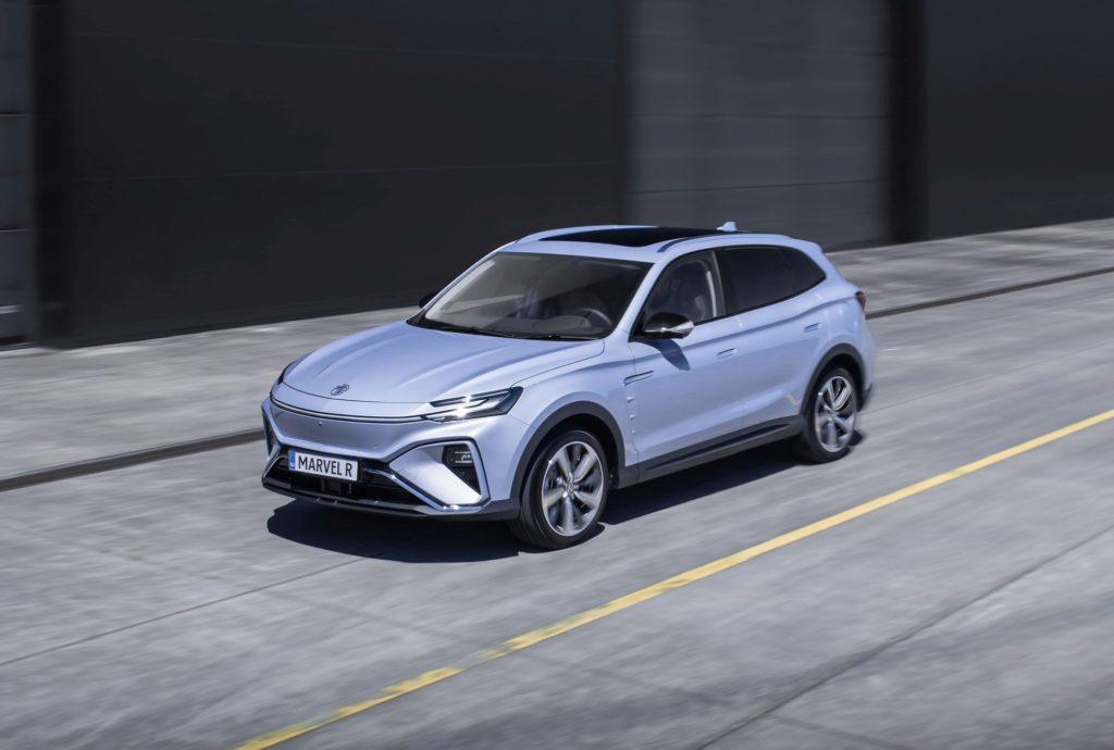 chińscy producenci samochodów w europie