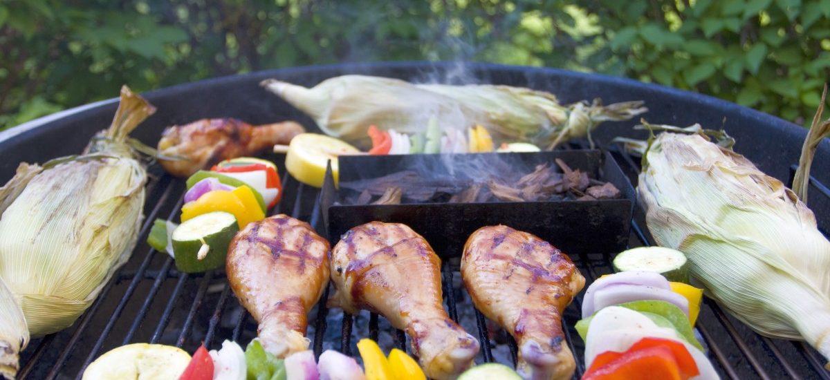 Czym może grozić grillowanie w przydomowym ogródku lub na balkonie?