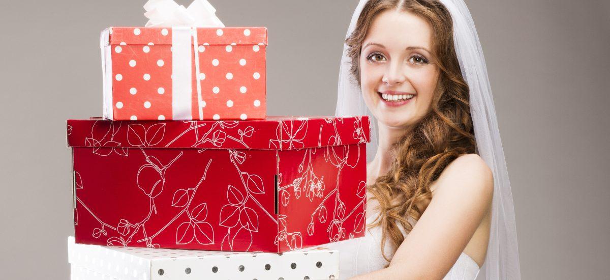 Podatek od prezentów ślubnych? Istnieje i trzeba go opłacić!