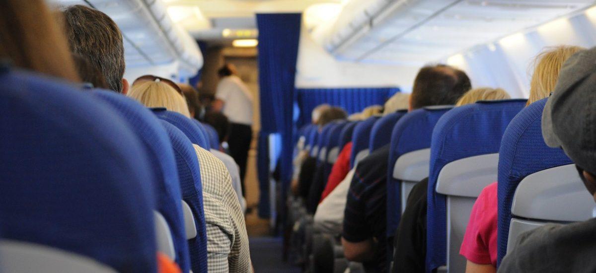 Awantura na pokładzie samolotu – grożą za to srogie kary