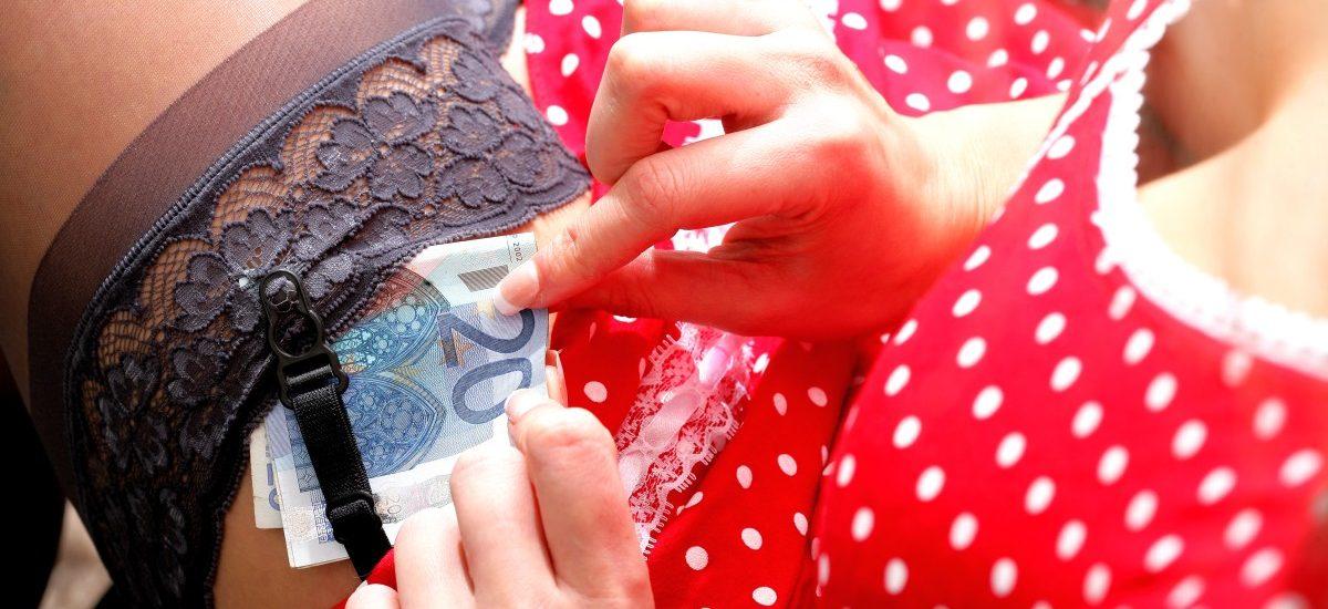 Prostytucja wytłumaczeniem posiadania pieniędzy z niewiadomego źródła!