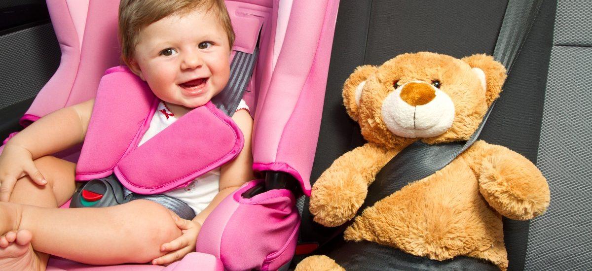 Przewóz dzieci w samochodzie – nowelizacja przepisów