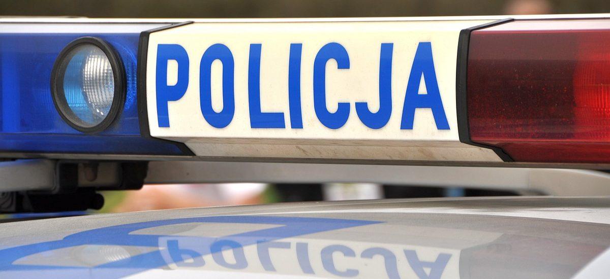 Ujęcie obywatelskie… policjantów na służbie!