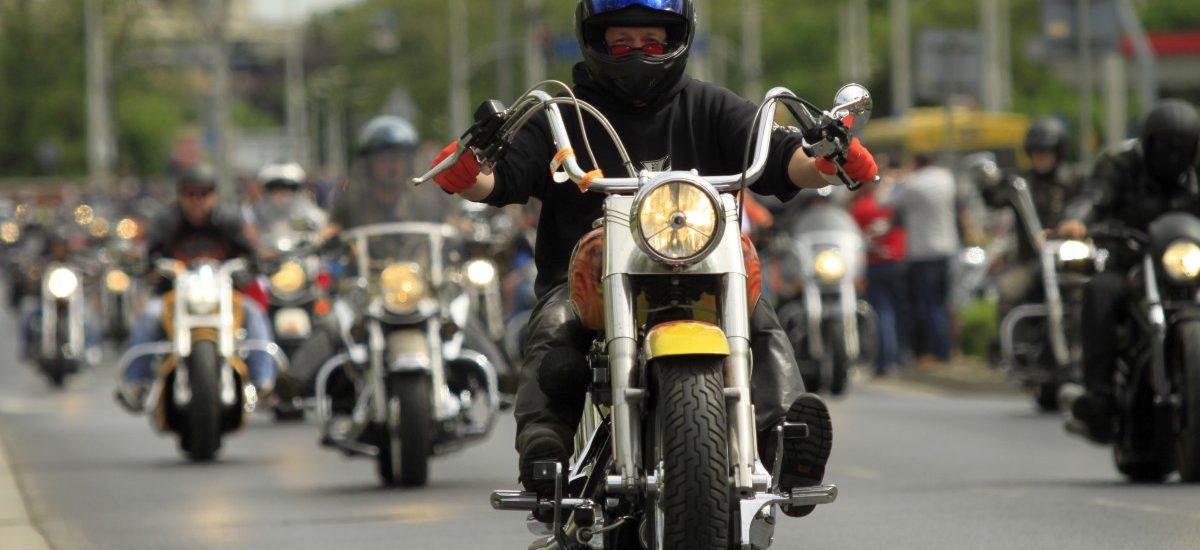 W Krakowie skończyły się numery rejestracyjne dla motocykli!