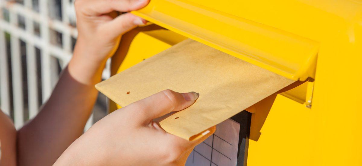 Co robić gdy dostaniemy list zaadresowany do kogoś innego?