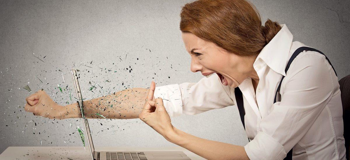 Kary za komentarze pod artykułami na portalach nie łamią wolności słowa