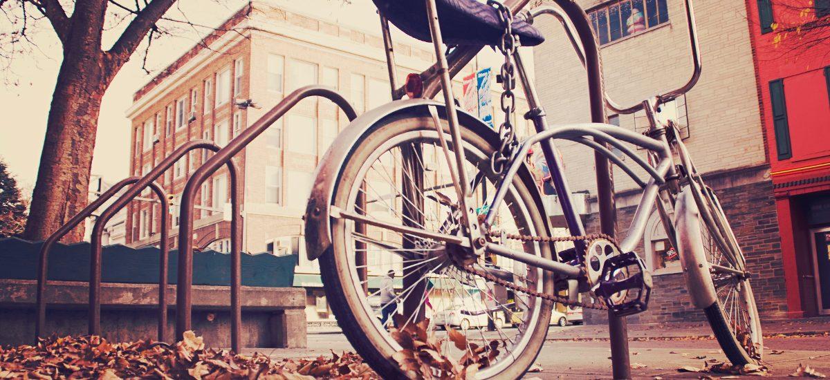 Zarejestruj rower, aby uniknąć kradzieży