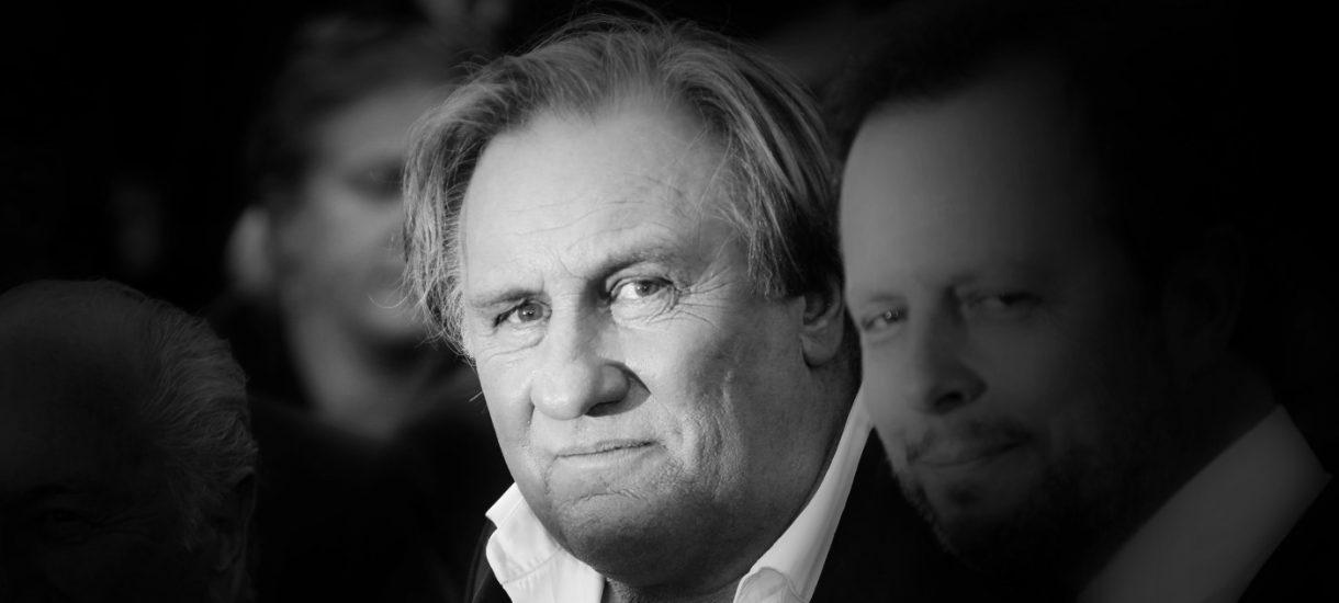 Ukraina zakazała… Gerarda Depardieu i Stevena Seagala