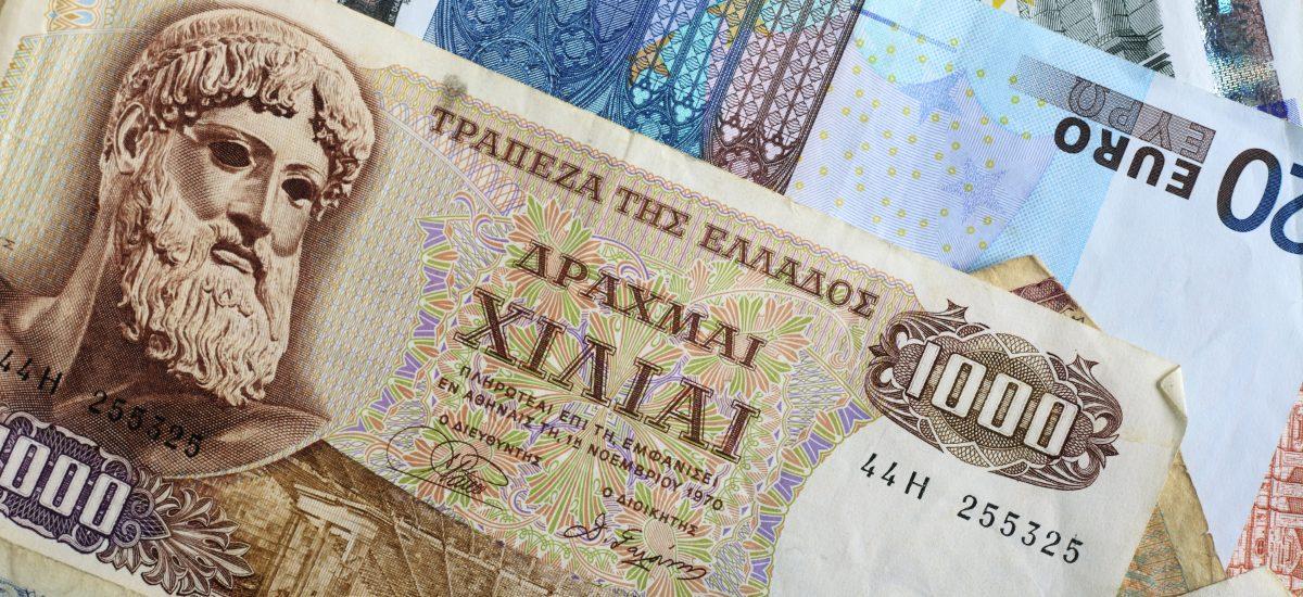Grecja odrzuci euro i wróci do drachmy? Ponoć już drukuje banknoty
