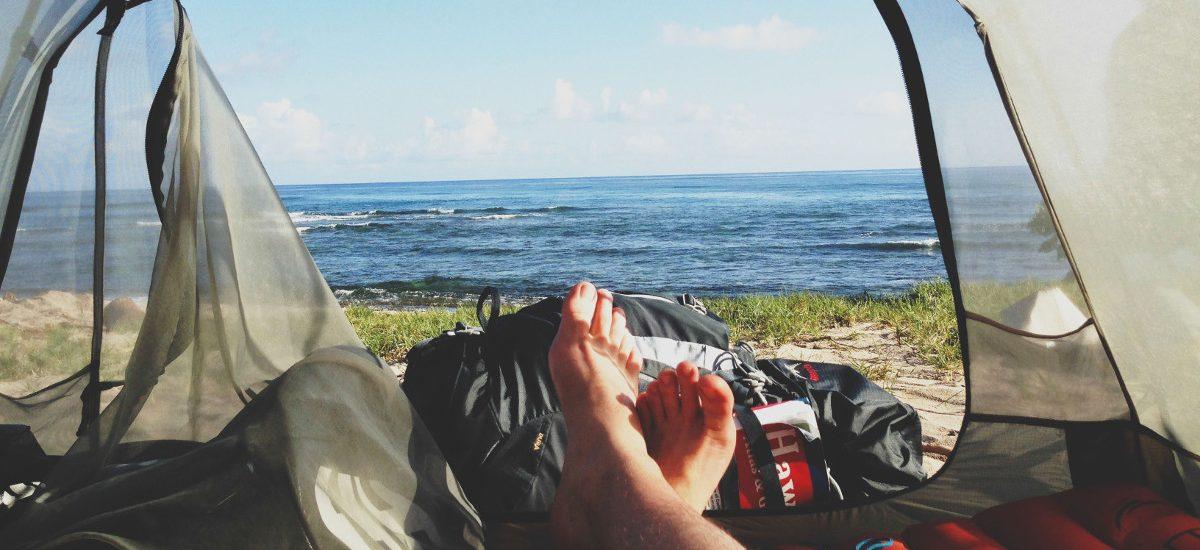 Kradzież na wakacjach? Odszkodowanie także za zguby na polu namiotowym