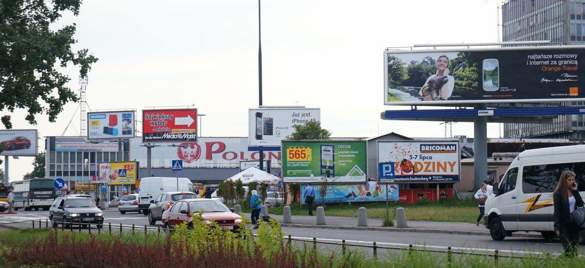 Ustawa krajobrazowa wejdzie w życie i z miast znikną szpecące reklamy
