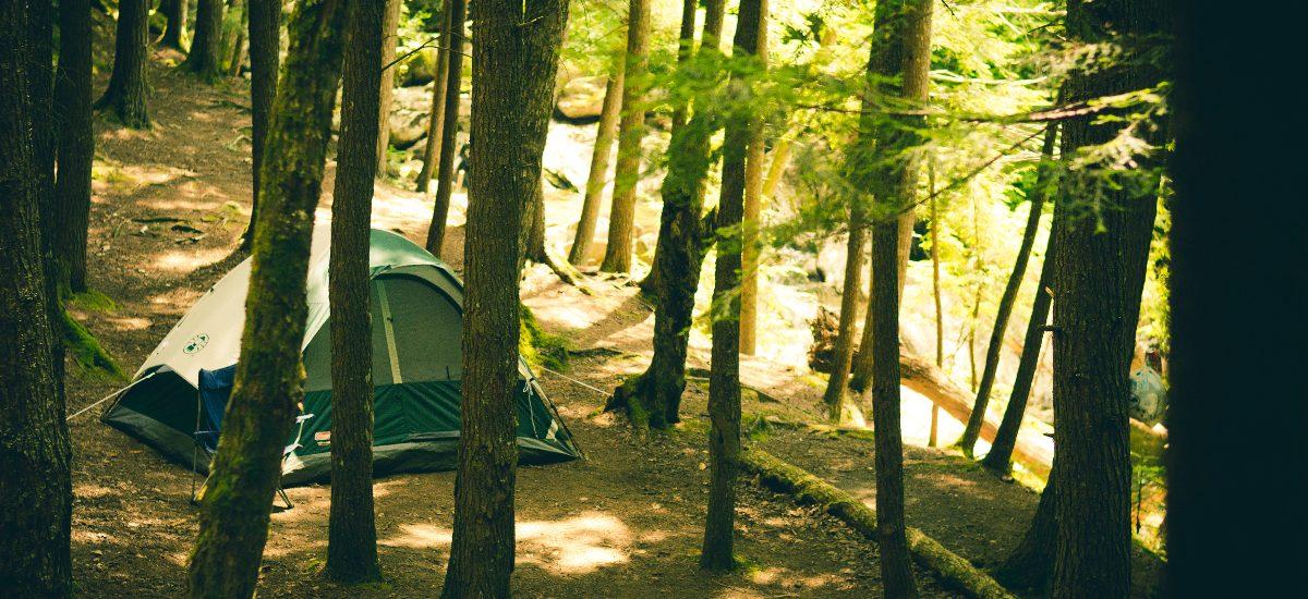 """Czy w Polsce można rozbić namiot """"na dziko""""?"""