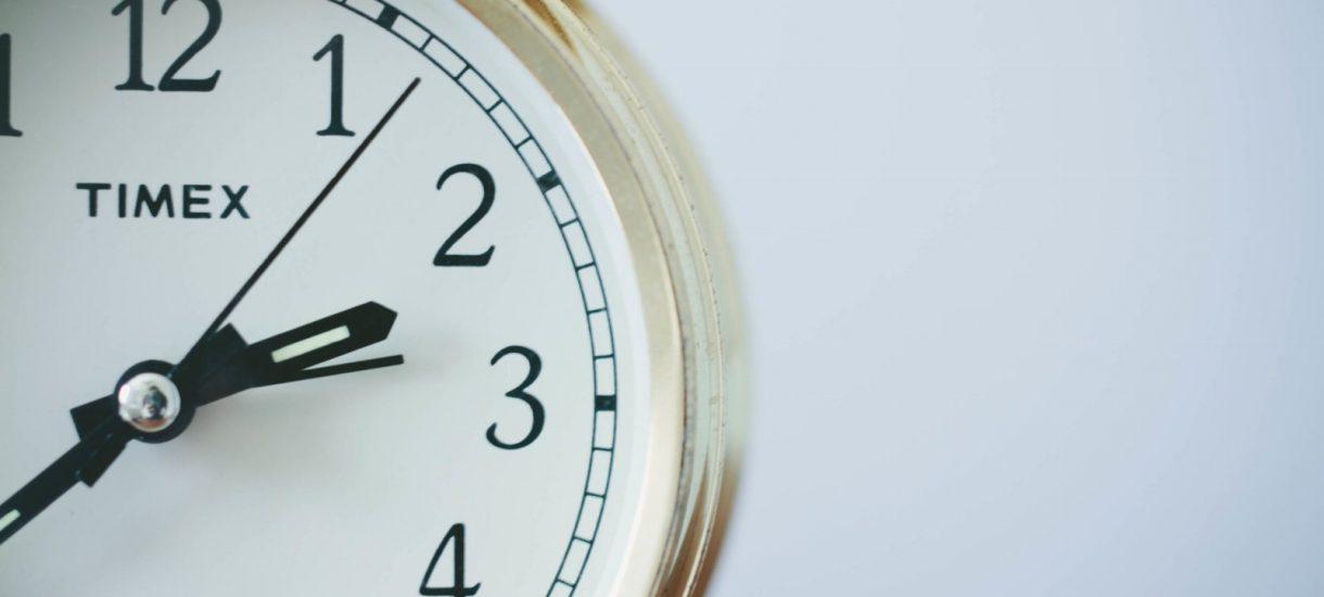 Zmiana czasu to nie tylko zwyczaj, ma oczywiście oparcie w prawie