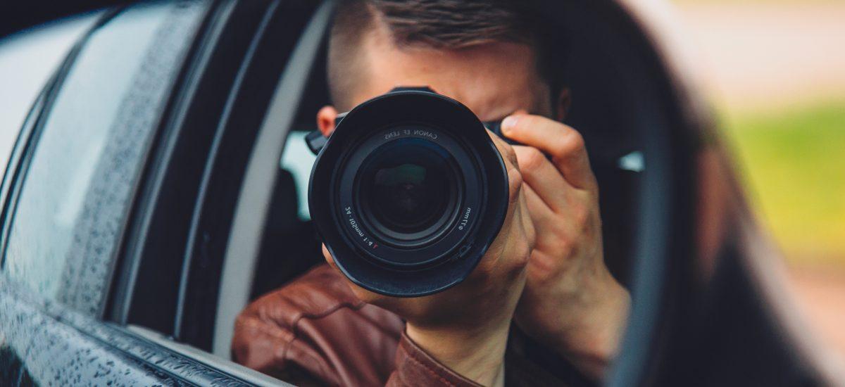Połowa kierowców nagranych kamerkami trafia przed sąd