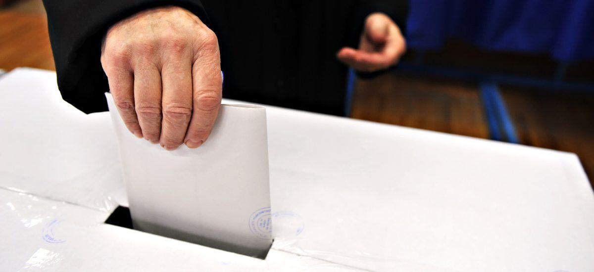 Znowu źle zaprojektowano karty do głosowania, znowu będą kłopoty