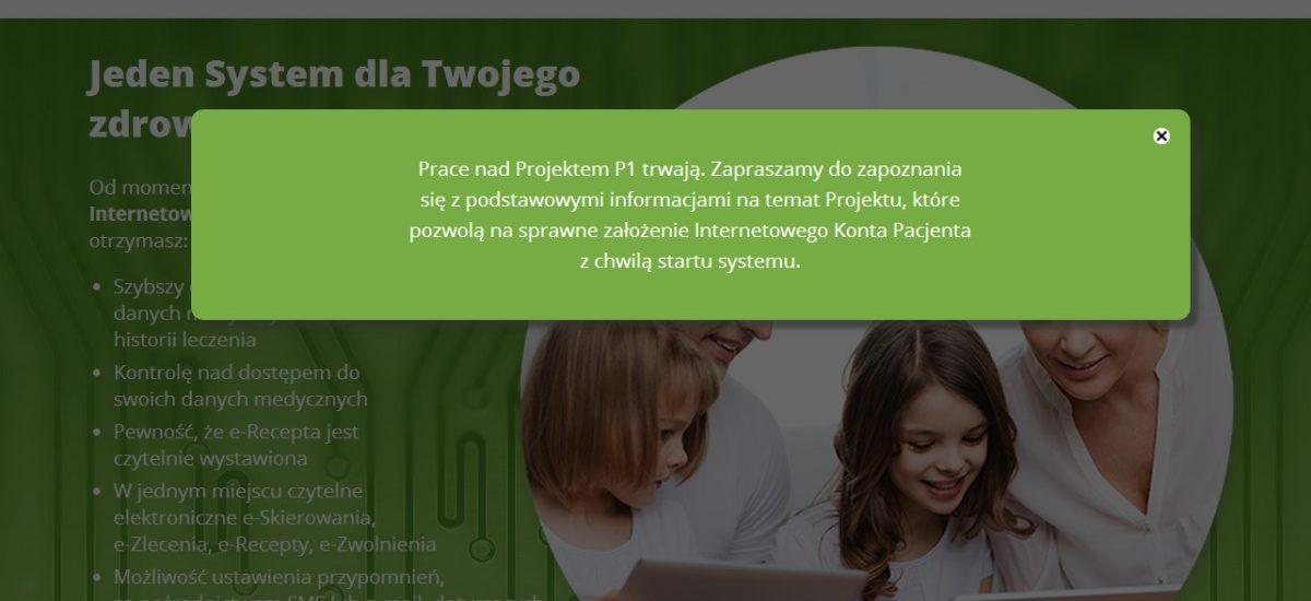 Cyfryzacja służby zdrowia i system e-Zdrowie pod lupą prokuratury i CBA