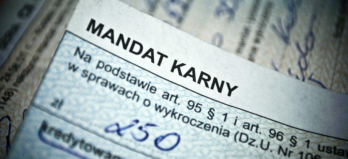 Urząd Skarbowy znacznie poprawi skuteczność ściągania należności za mandaty drogowe