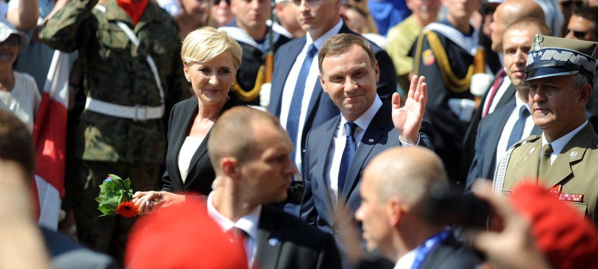 """Pan prezydent pozazdrościł Kasi Tusk i otwiera swoje własne """"Make Life Easier"""""""