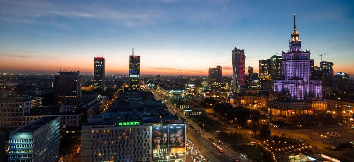 PiS nadal chce wydzielić Warszawę z Mazowsza