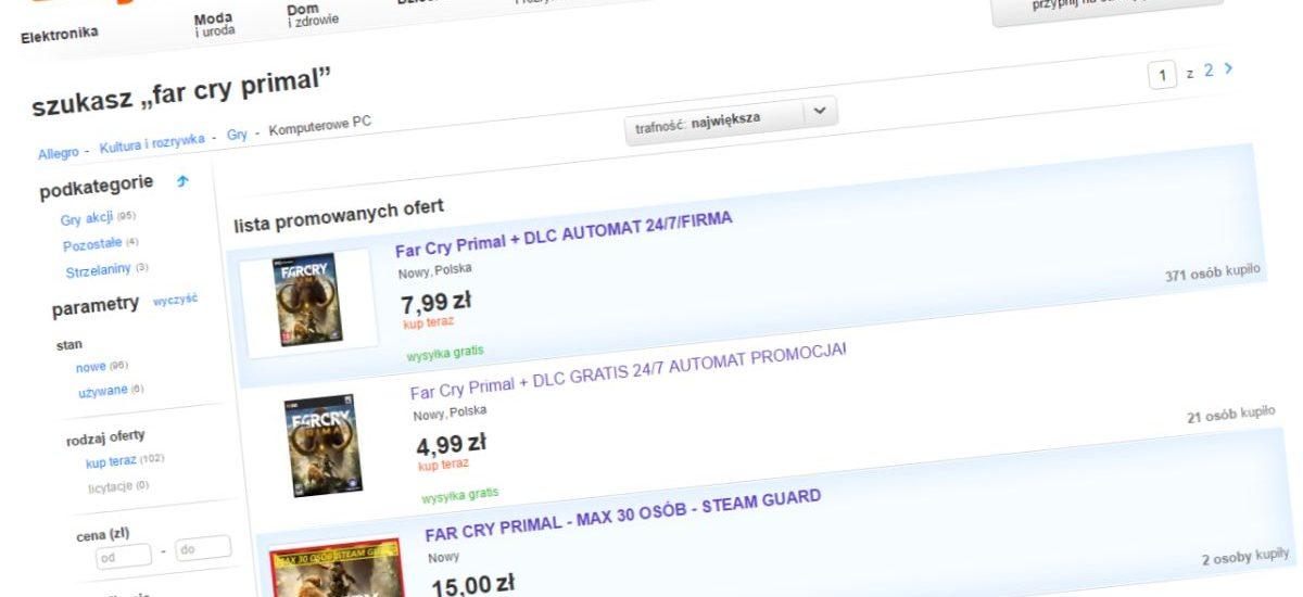 """Internauci zniszczyli allegrowe """"gry za złotówkę"""" na Steam, ale handel kontami nadal kwitnie"""