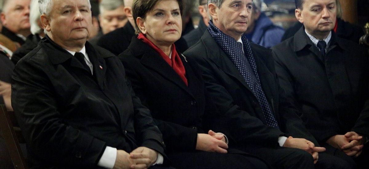 Kukiz'15 trolluje PiS i – wzorem sędziów – chce wysłać starszych posłów (np. J. Kaczyńskiego) na przymusową emeryturę
