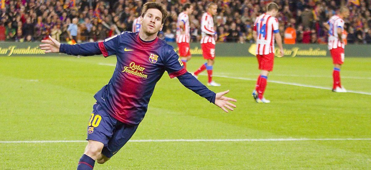 Leo Messi właśnie zmaga się z Atletico, ale rano pozwał Gazetę Wyborczą